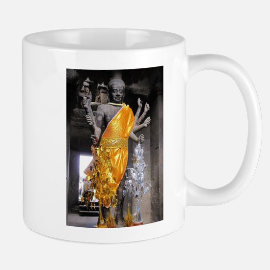 golden god Mug