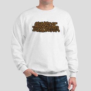 Grizzly Bear Hugger Sweatshirt