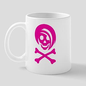 Li'l Spice Girlie Skull Mug