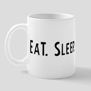 Eat, Sleep, Midwifery Mug