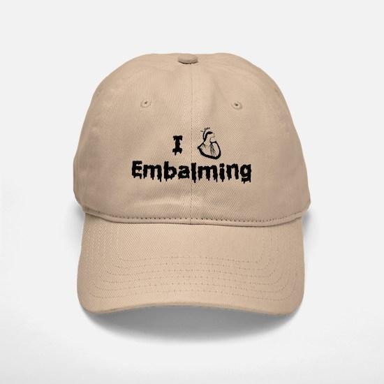 Embalming Baseball Baseball Cap