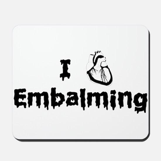 Embalming Mousepad