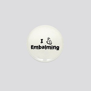 Embalming Mini Button