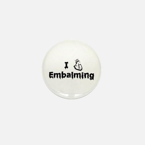 Embalming Mini Button