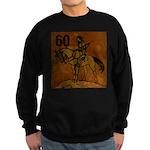 60th Birthday Sweatshirt (dark)