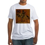 60th Birthday Fitted T-Shirt