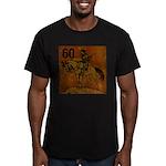 60th Birthday Men's Fitted T-Shirt (dark)