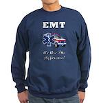 EMT We Are The Difference Sweatshirt (dark)