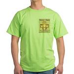 Sime~Gen Green T-Shirt