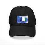 Black Cap w/NPA Flag