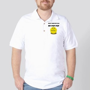 HERE HE COMES! Golf Shirt