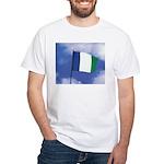 NPA White T-Shirt