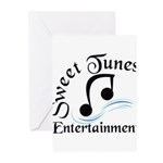 Sweet Tunes Greeting Cards (Pk of 10)
