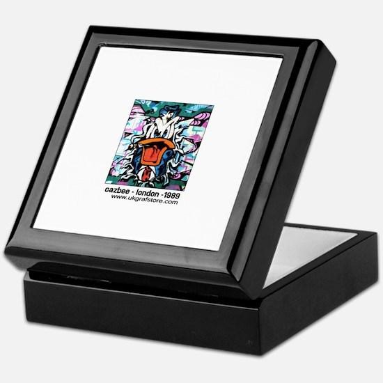 Cazbee - Duck Cartoon Keepsake Box