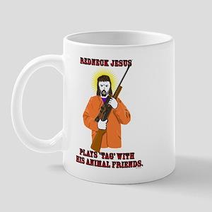 Redneck Jesus - Hunter Mug