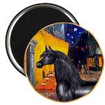Cafe/Arabian horse (blk) 2.25