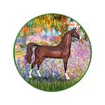 Garden/Arabian horse (brn) 3.5