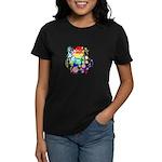 Pride Awareness & Support Women's Dark T-Shirt