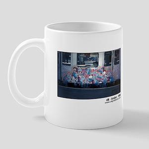Elk - London tube  Mug