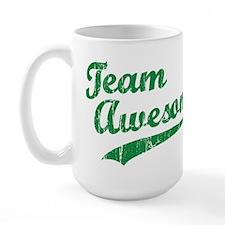 Team Awesome Large Mug