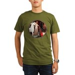 Accolade/Arabian Horse (w) Organic Men's T-Shirt (