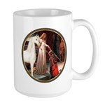 Accolade/Arabian Horse (w) Large Mug