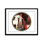 Accolade/Arabian Horse (w) Framed Panel Print