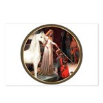 Accolade/Arabian Horse (w) Postcards (Package of 8