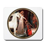 Accolade/Arabian Horse (w) Mousepad