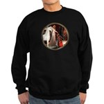 Accolade/Arabian Horse (w) Sweatshirt (dark)
