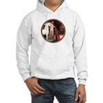 Accolade/Arabian Horse (w) Hooded Sweatshirt