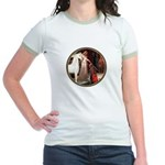 Accolade/Arabian Horse (w) Jr. Ringer T-Shirt