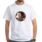 Accolade/Arabian Horse (w) White T-Shirt