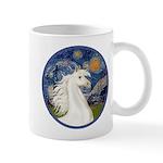 Starry/Arabian horse (w) Mug