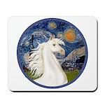 Starry/Arabian horse (w) Mousepad