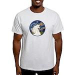 Starry/Arabian horse (w) Light T-Shirt