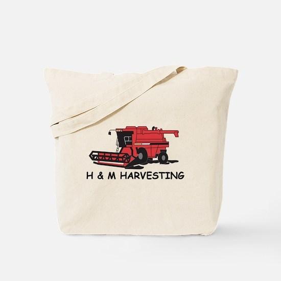 Cool H and m Tote Bag