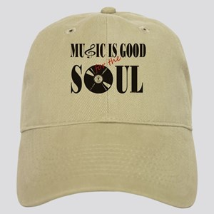 Music is Good for the Soul Cap