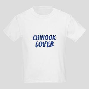 CHINOOK LOVER Kids T-Shirt