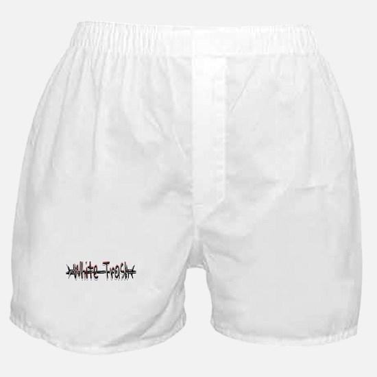 White trash Boxer Shorts