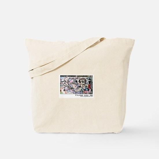 K - Chek Tote Bag