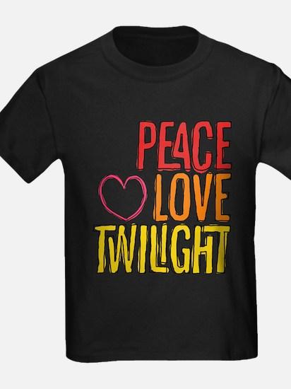 Peace Love Twilight T