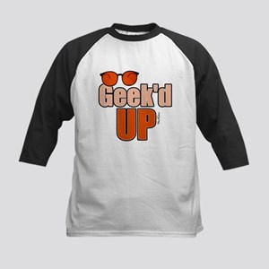 Geek'd UP Kids Baseball Jersey