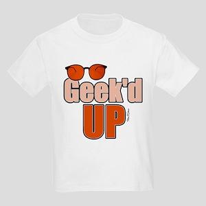 Geek'd UP Kids Light T-Shirt