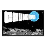 CrunchBang 1999 sticker by illumin8