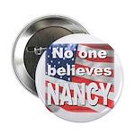 """No one NANCY 2.25"""" Button"""
