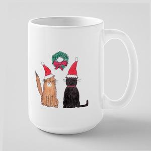 Christmas Kitties Mug