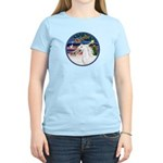 XmasMagic/Arabian Horse (W) Women's Light T-Shirt