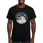 XmasMagic/Arabian Horse (W) Men's Fitted T-Shirt (