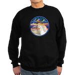 XmsStr/Horse (W2) Sweatshirt (dark)